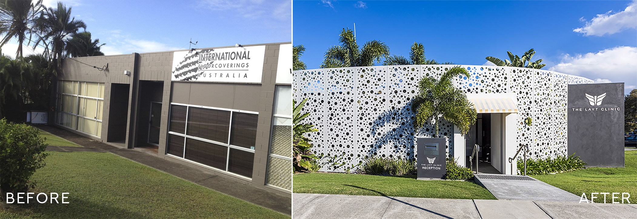 The Layt Clinic Before and After.jpg Architects Gold Coast