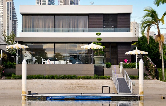28 Promenade Residence by BGD Architects Gold Coast