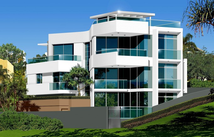 Brake St Project Residential Architecture Gold Coast