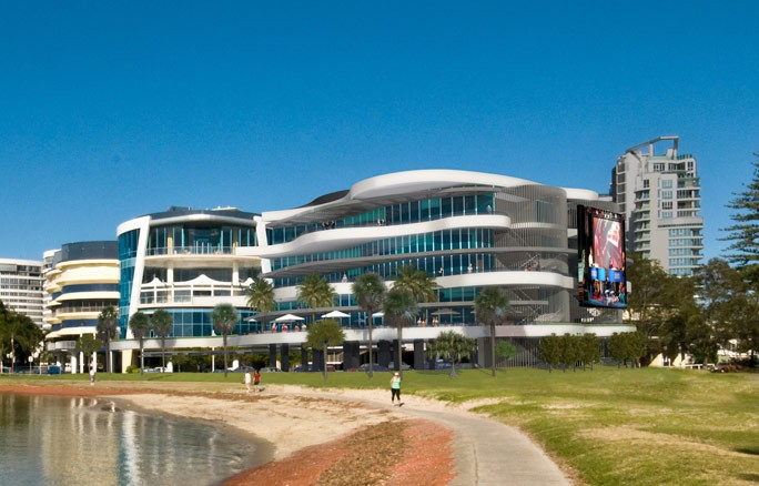 Twin Towns 1 by BGD Architects Gold Coast