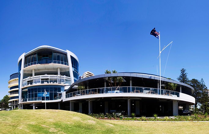 Twin Towns by BGD Architects Gold Coast