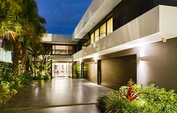 Sovereign Island Residence  by BGD Architects Gold Coast